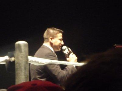 Show d'Amnéville le 4 novembre 2011