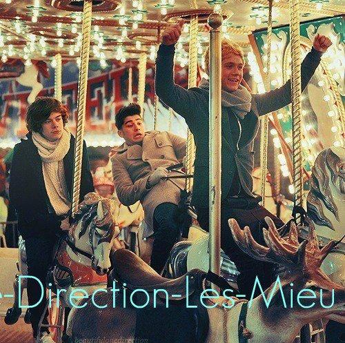 Harry , Zayn , Niall <3