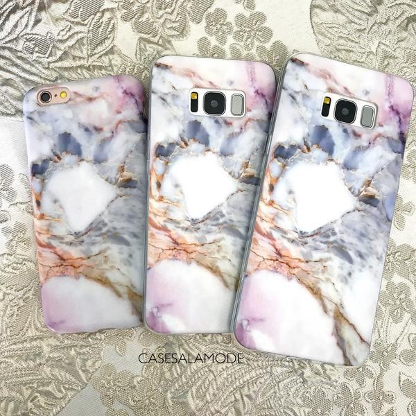 Pastel Marble Case