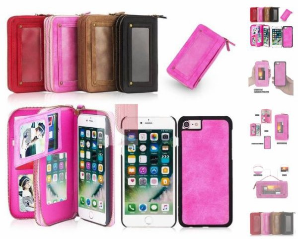 ULTIMATE WALLET PHONE CASE ALL COLORS