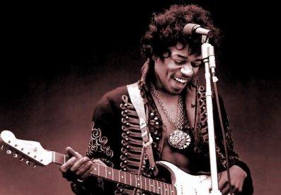 Rien de mieux pour s'évader qu'un petit Hendrix !