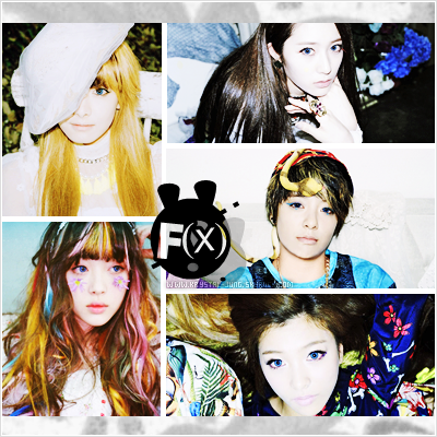 . 1#. You're FIRST NEWS BLOG about the korean group F(x). .