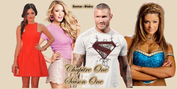 Chapitre One - Saison One : Can You Repeat Please... ?
