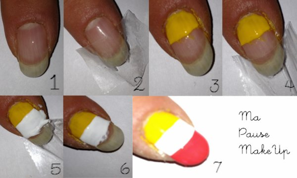# Tuto Nail Art    (Demande via Facebook)
