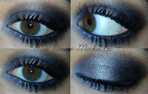 # Maquillage de fêtes n°2 - Bleu