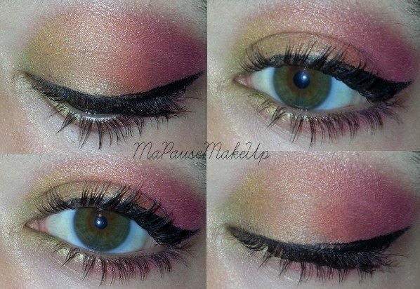 # Maquillage coloré