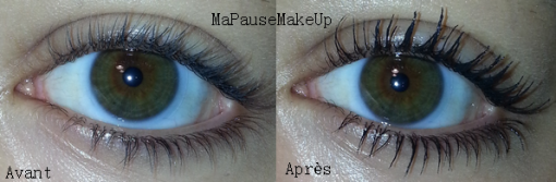 # J'ai testé... Le mascara Big Eyes de Gemey Maybelline
