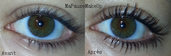 # J'ai testé... Le mascara Big Eyes de Gemey Maybelline