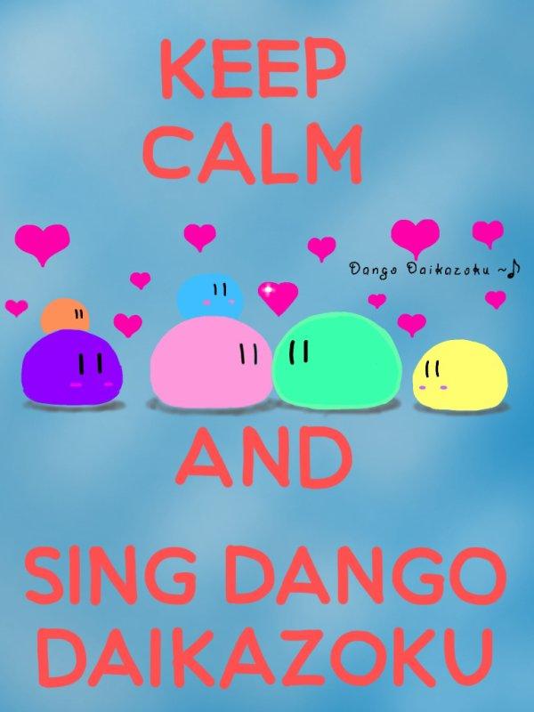 Dango Daikazoku