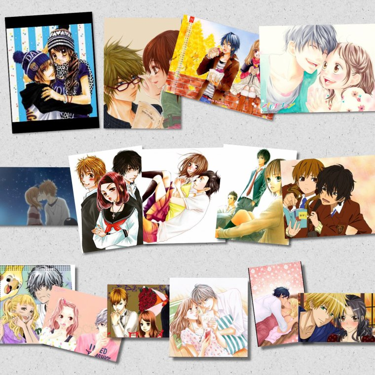 Sommaire Manga ❤️