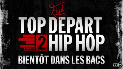 TOP DEPART 2 HIPHOP / FLYA-!! HIP HOP STYLE (Face B - Red Café feat Fabolous) (2012)