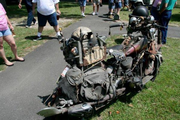 Biker nomads