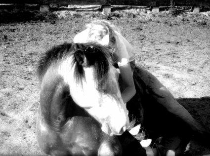 """""""On a tendance, de nos jours, à oublier que l'équitation est un art. Or l'art n'existe pas sans amour"""""""