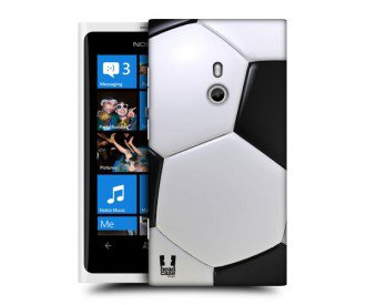 Coque de protection pour Nokia Lumia 800 design Ballon Foot