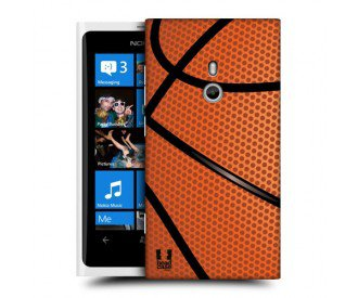 Coque de protection pour Nokia Lumia 800 design Ballon Basket
