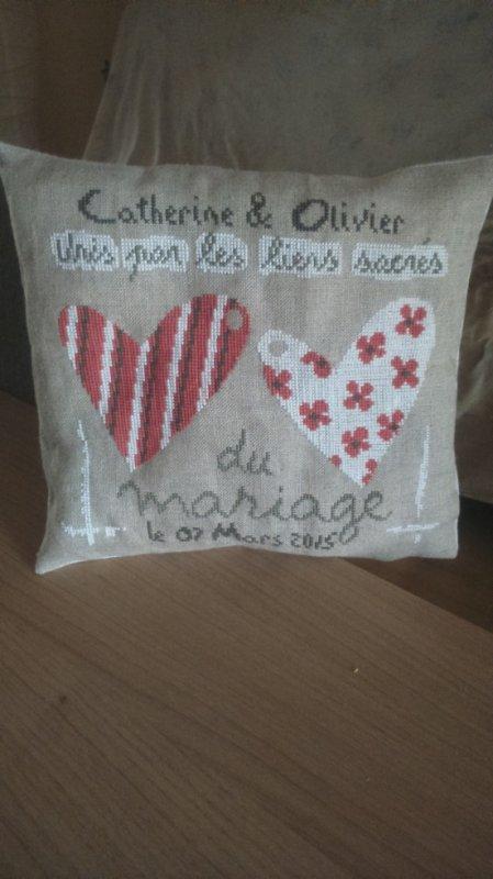 Petit cadeaux de mariage pour mes amies :)