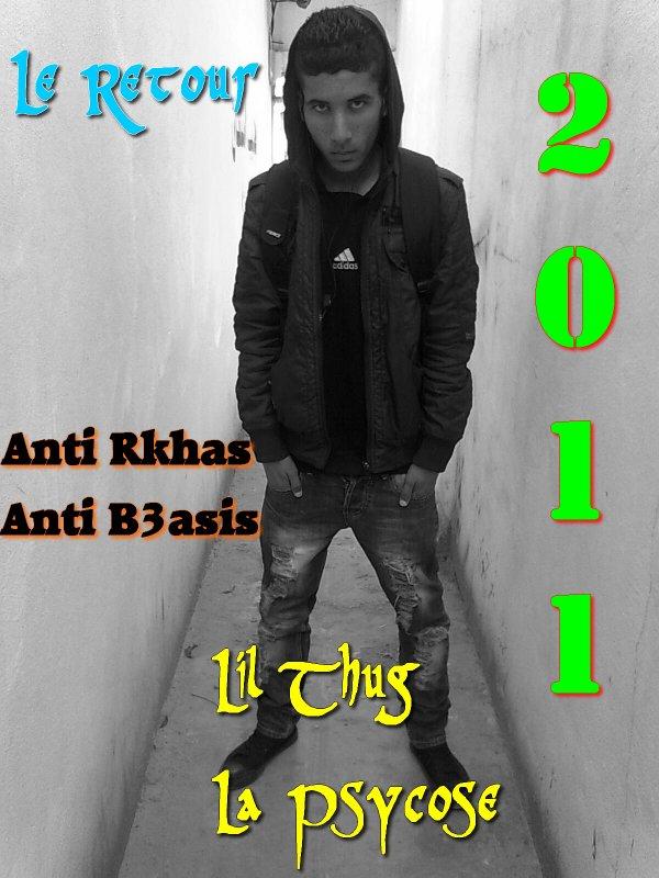 Lil Thug La Psycose & Mehdi Yakuza
