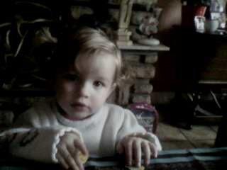 la  petite fille  de  ma tante