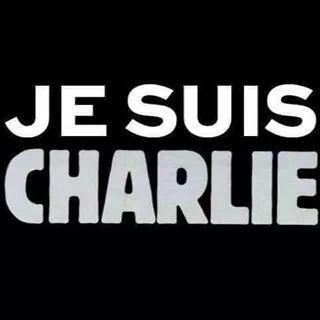 Je suis Charlie la france est charlie le monde est Charlie nous somme Charlie
