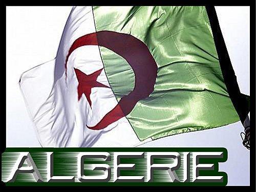 Algérie <3