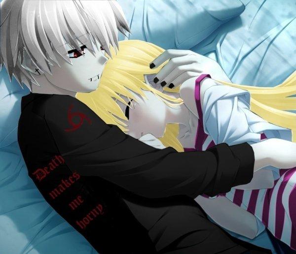 J'aime dormir avec mon frère mais c'est mieux de faire plus...