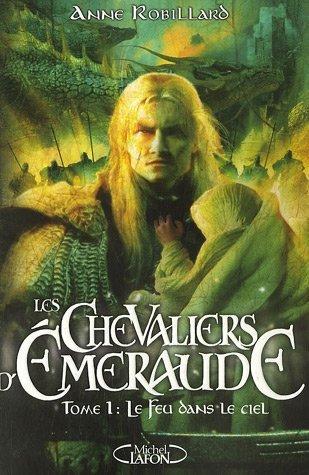 Mon kiff en livre: Les Chevaliers d'Emeraude