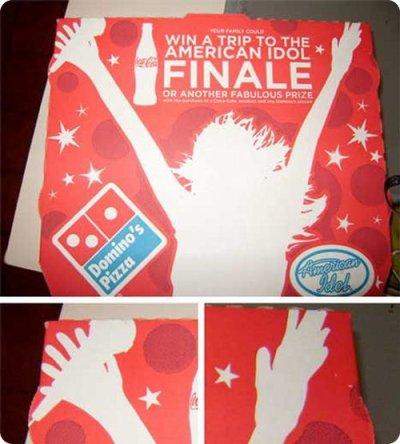 Domino's Pizza dans « le micro qui collait à la main… aux 6 doigts ! »