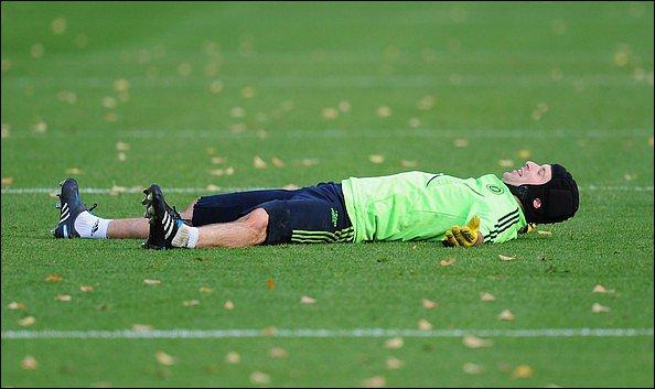 Cech : «Nous avons besoin d'un point de déclenchement»