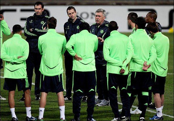 Ancelotti : «Jouer notre football»