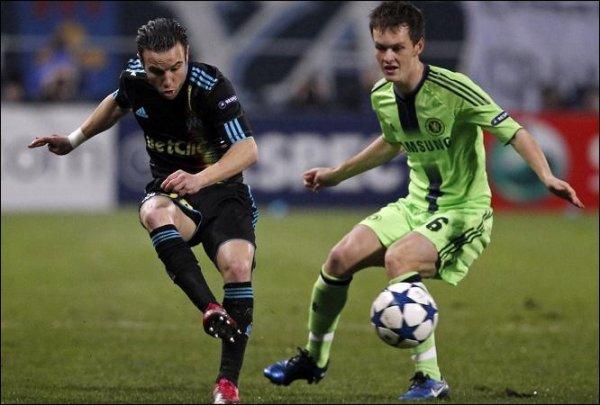 Marseille 1-0 Chelsea