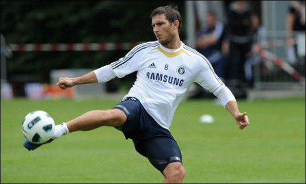 Lampard va mieux