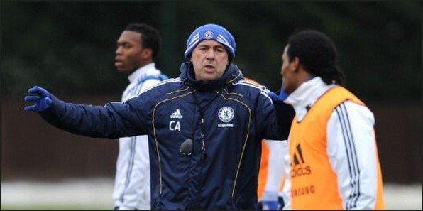 Ancelotti : «Roman m'a donné son soutien total»
