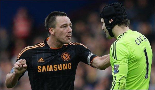 Terry : «Nous n'abandonnerons pas»