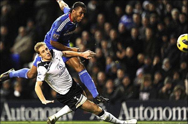 Tottenham 1-1 Chelsea