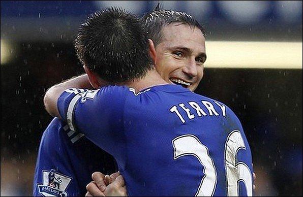 Lampard titulaire contre Man Utd ?