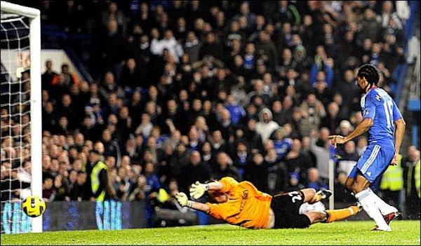 Chelsea 1-0 Bolton