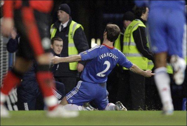 Chelsea 2-0 Blackburn