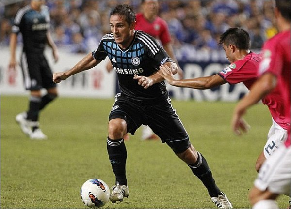 Kitchee 0-4 Chelsea