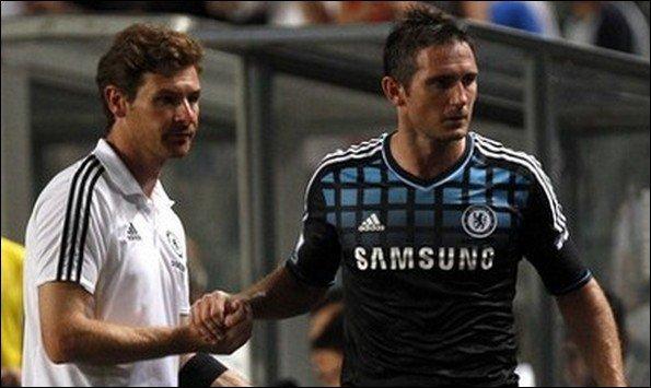 Le dernier défi de Frank Lampard