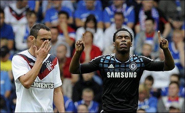 Rangers 1-3 Chelsea