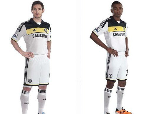 Le 3ème maillot de Chelsea