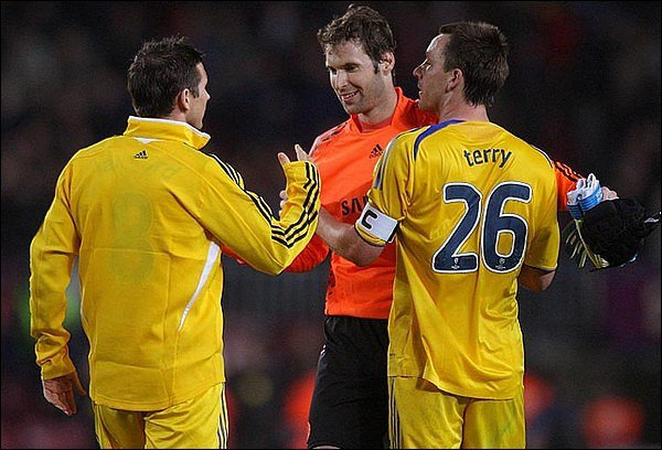 Cech veut rester longtemps
