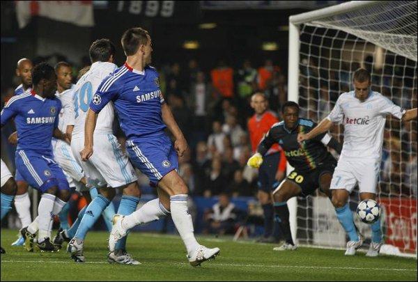 Chelsea perçoit 44, 5 ME pour sa dernière participation à la C1