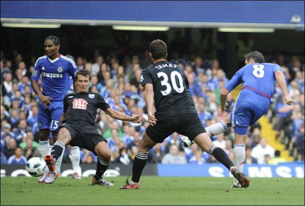 Preview : Chelsea v West Bromwich