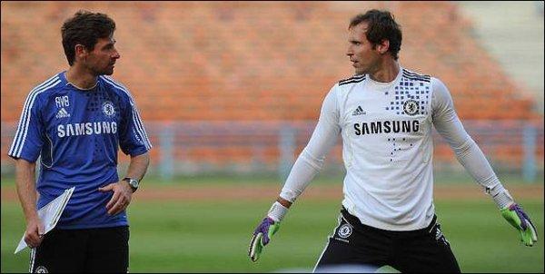 Chelsea craignait le pire pour Cech