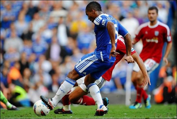 Chelsea 2-1 West Bromwich
