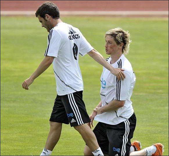Mata : «Torres m'a aidé à faire mon choix»