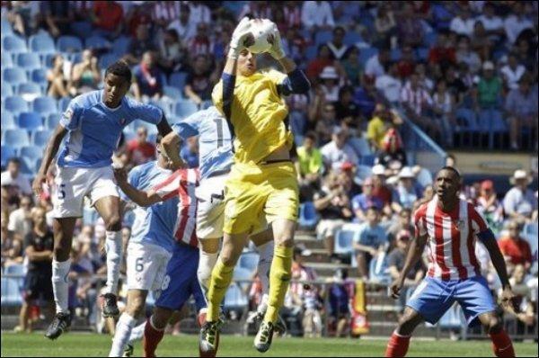 """Liga : Courtois commence par une """"clean-sheet """""""