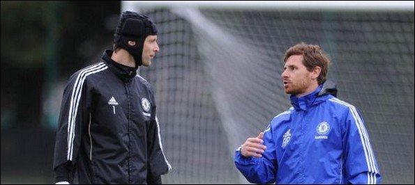 Cech et Luiz OK, Drogba out
