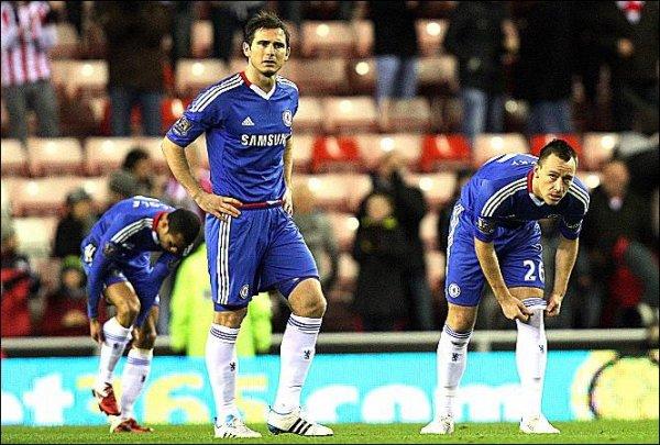 Preview : Sunderland v Chelsea